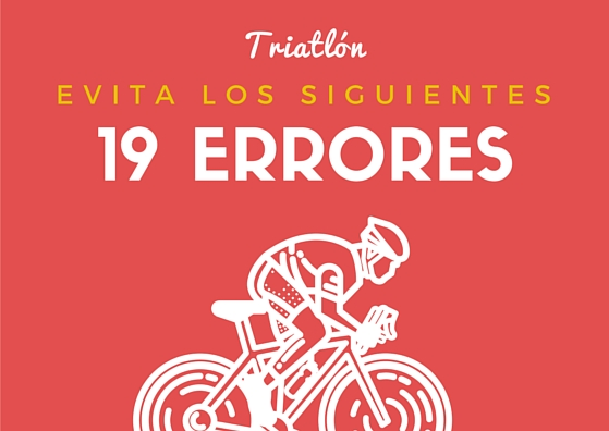 19 errores en trialton