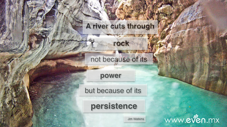 Persistencia EVEN